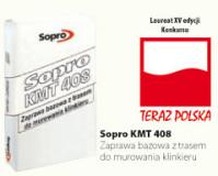Zaprawa do klinkieru Sopro KMT plus