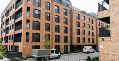 Apartamenty Browar Lubicz w Krakowie