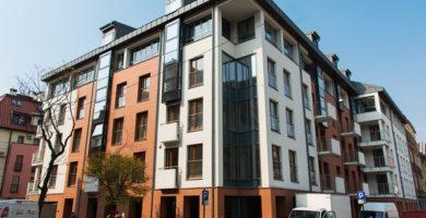 Apartamenty przy ulicy Trynitarskiej w Krakowie