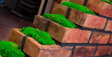 Zielona aranżacja wnętrza naszego Salonu