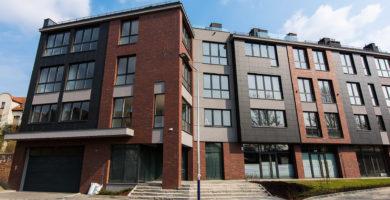Apartamenty przy ulicy Zamoyskiego w Krakowie